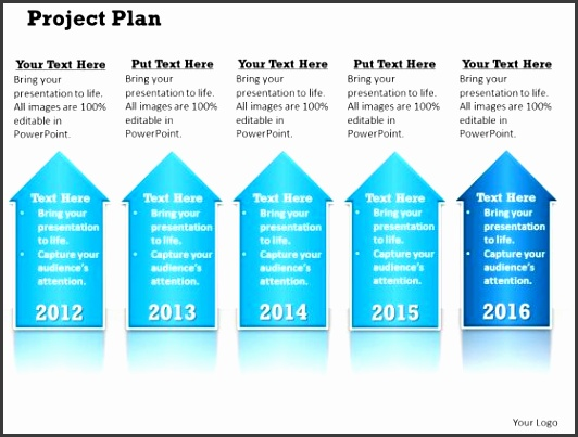 Project Plan PowerPoint Presentation Template