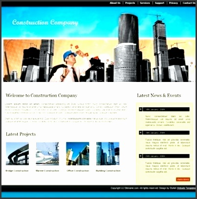 pany profile templates samples in word project construction pany template resume now reviews