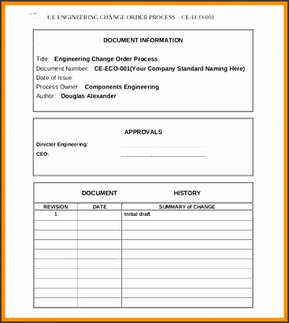 change order form template subcontractor change order request