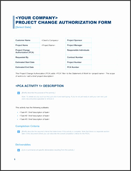10 project request form template free