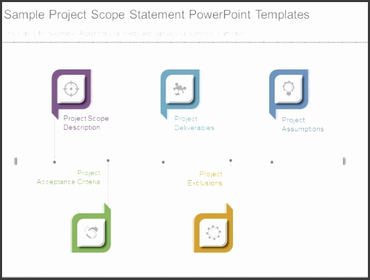 Sample Project Scope Statement Powerpoint Templates Sample Project Scope Statement Powerpoint Templates 1