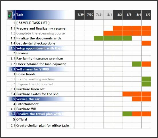 job tracker template