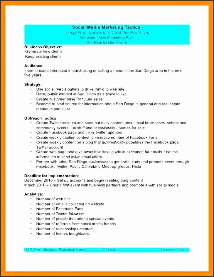social media proposal template social media proposal media proposal social media marketing plan template 1 social