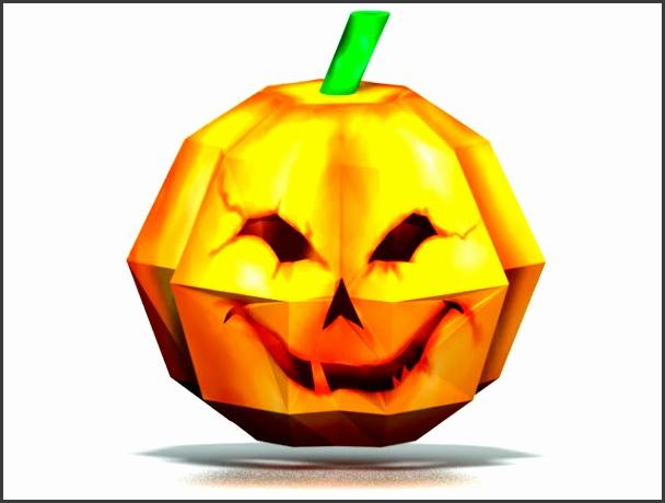 pumpkin paper mask