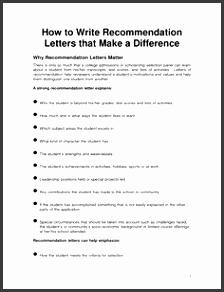 letters of re mendation samples Bing Things I Like Pinterest