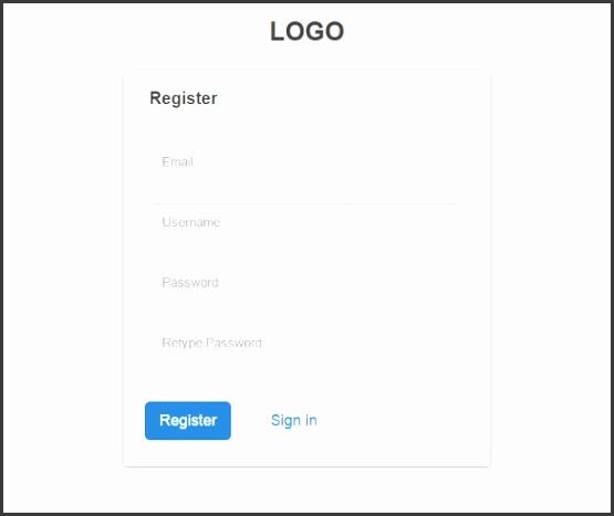 Secure PHP Registration Form – $7