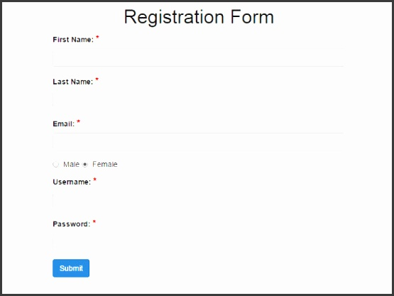 Fully Customizable 8 Form Templates Pack – $11
