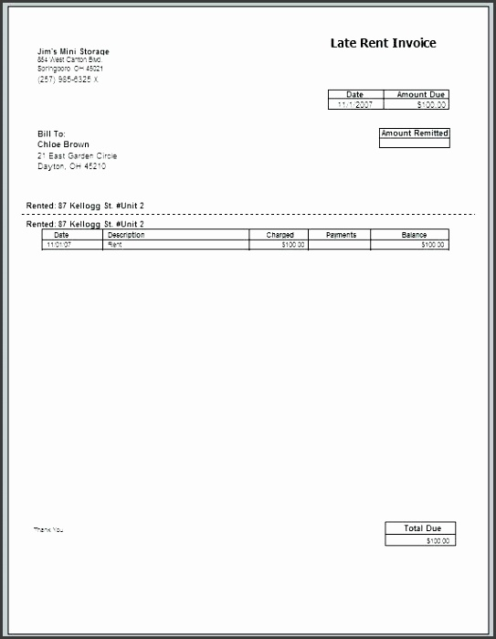 house rent receipt template uk