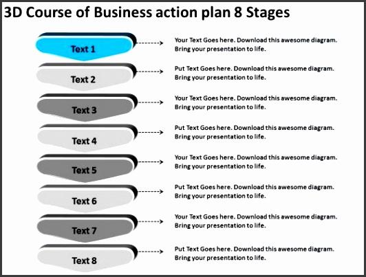 Restaurant Business Plans Templates powerpoint presentation action plan 8 stages restaurant business plans templates 1