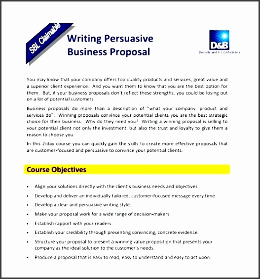 course proposal template sales marketing templates business proposal template pdf