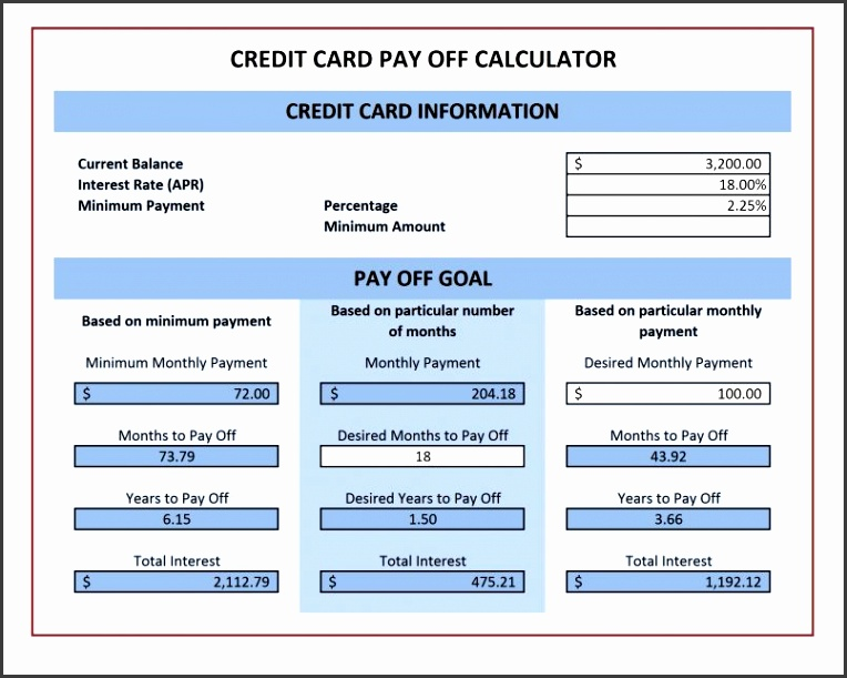 Credit Card Excel Template Cris Lyfeline Co Payment Voucher Free Download Pay f Calcu