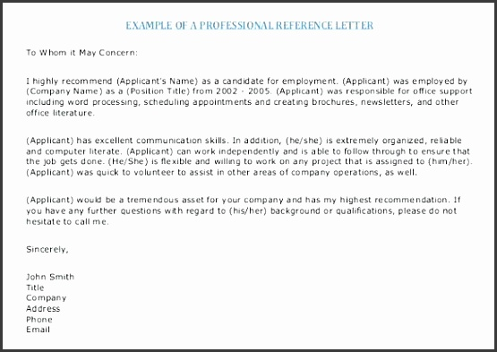 letter of reference sample free sample reference letter template reference letter sample for job application