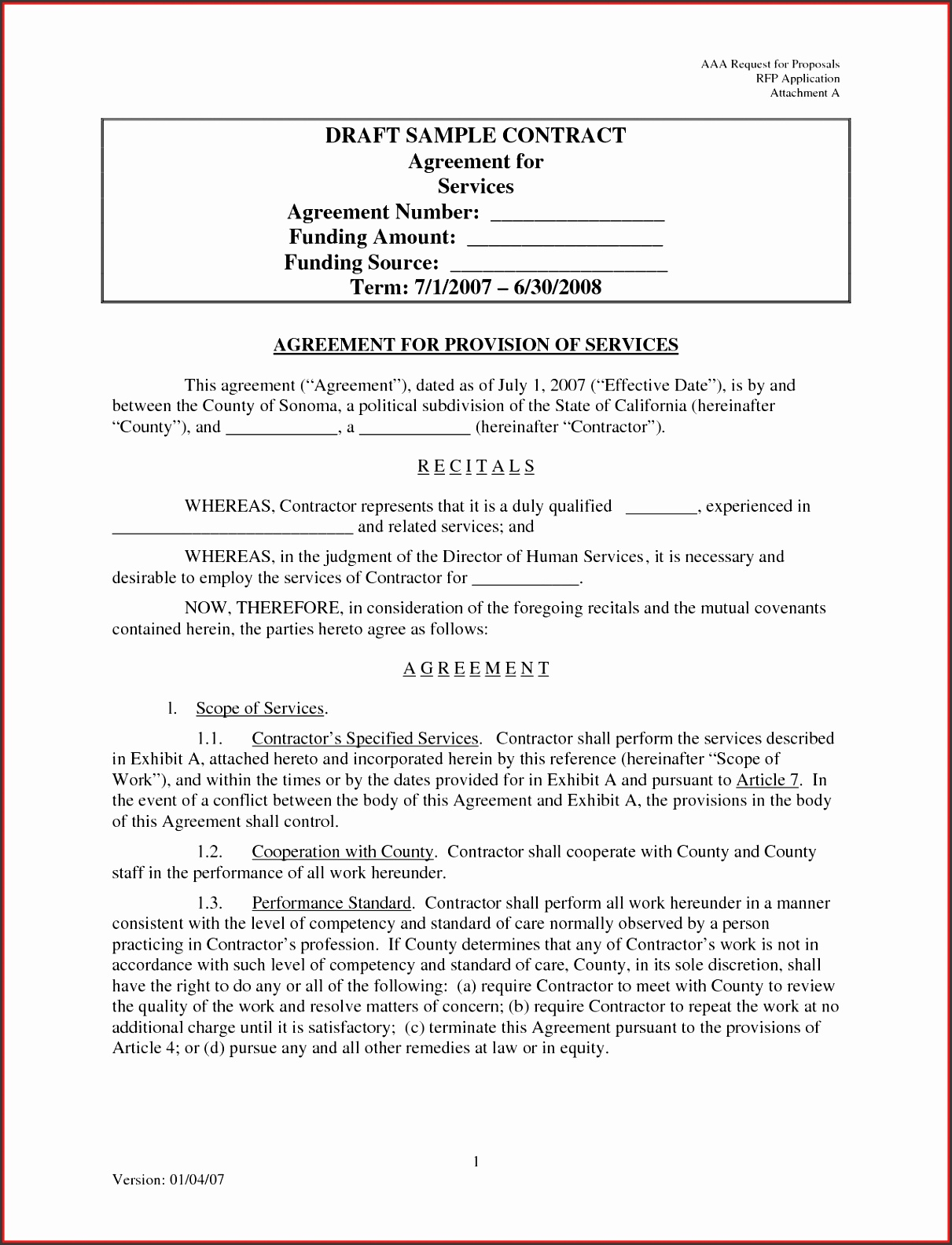 agreement for services template simple service agreement template quote samples templates template