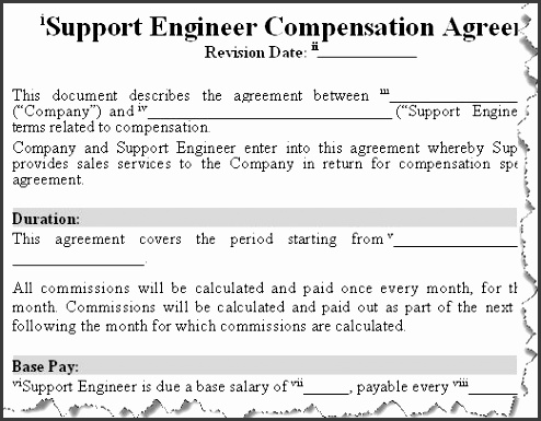Buy Sales mission Agreements Templates Software Support it support contract template