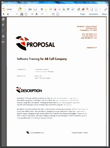 8e822df7d660d9b095fd8f396ad5094a sample business proposal business proposal examples