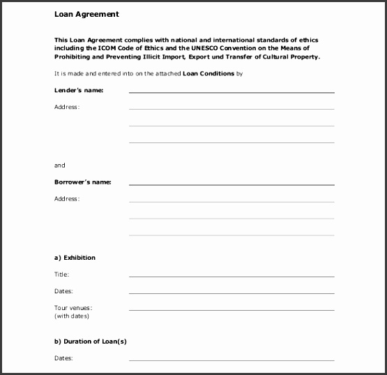 basic loan agreement template loan contract template 26 examples in word pdf free