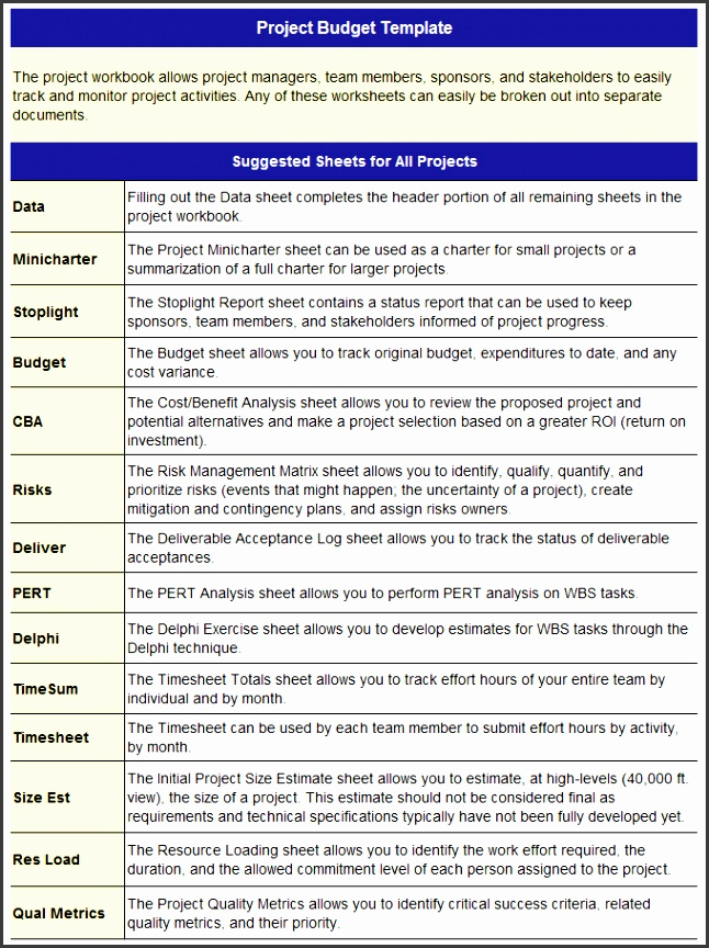 Designed for software projects these templates are handy for the panies to decide the amount of investment in a software project