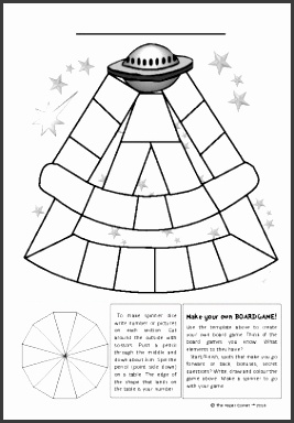 thumbnail of space boardgame template