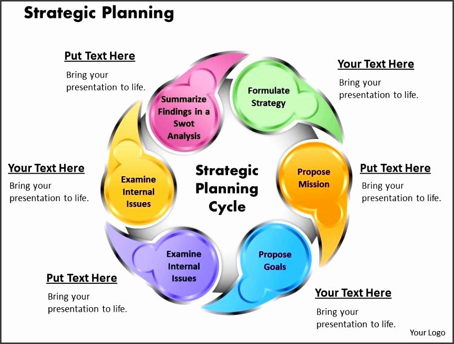 Powerpoint Strategic Plan Template Strategy Plan Template Powerpoint Strategic Planning Powerpoint