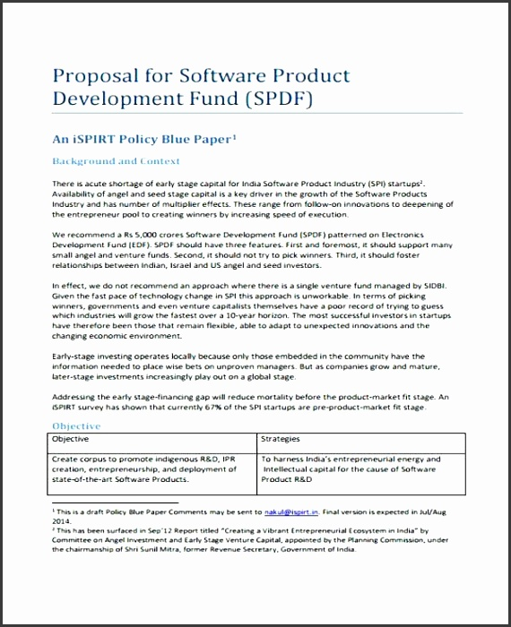 product paper template software product product strategy paper template