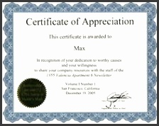 Sample volunteer certificate template 10 free documents in pdf psd