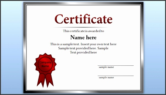 Certificate Templates line Free line Certificate Templates For Word Aipc2006 Templates