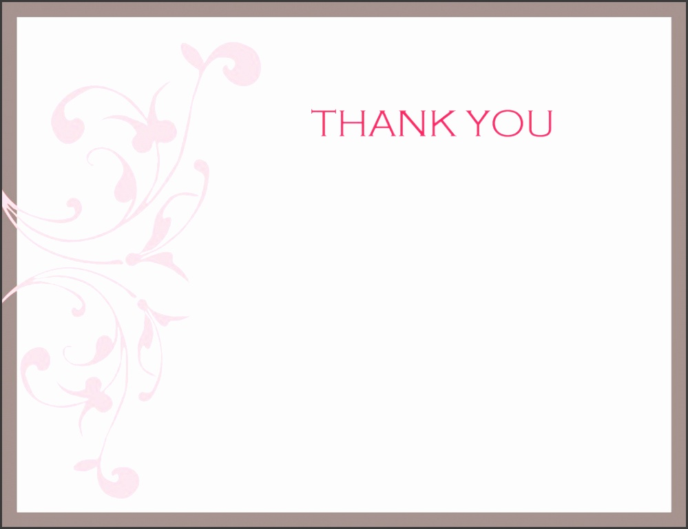 428 png 81kb thank you card template word templates t57QqqaD