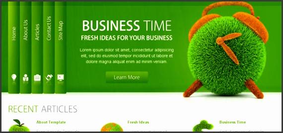 Business Website Template Business Website Template · Free PSD Download Link