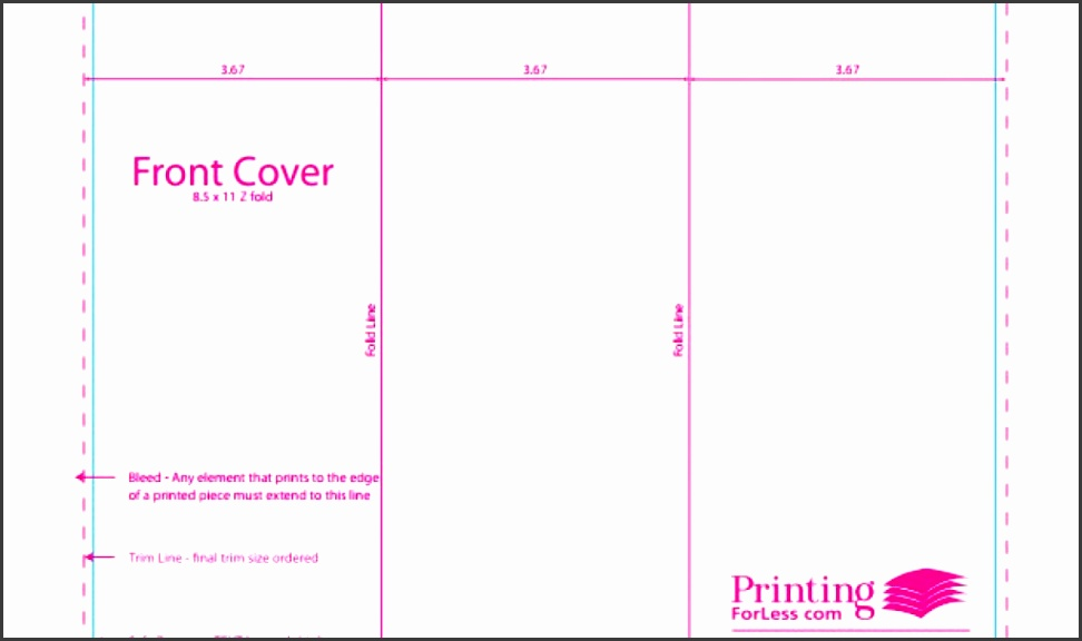 Indesign tri fold brochure template free bbapowersinfo 3 for Brochure template indesign free download