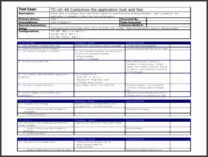 9 testing plan template sampletemplatess sampletemplatess for Sample test data template