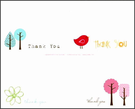 Thank You notes – a quick round up