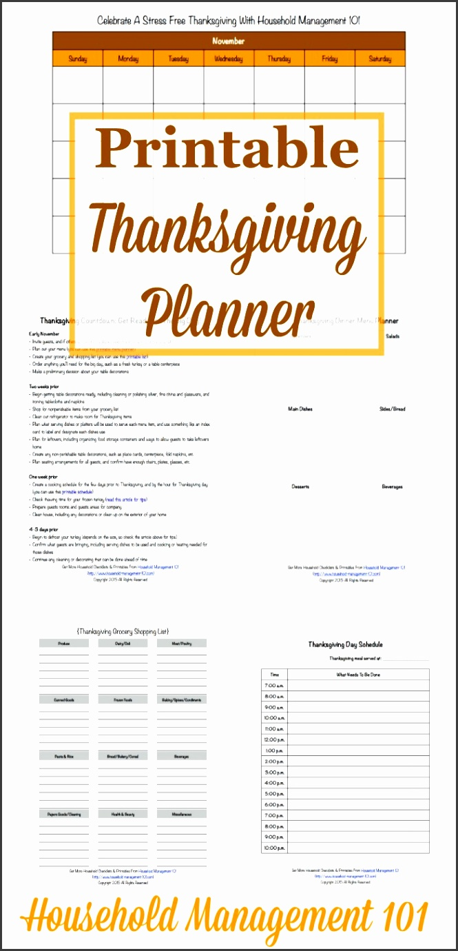 Full Size of Thanksgiving Thanksgiving Menu Planning Template Planner And Shopping List With Grocery