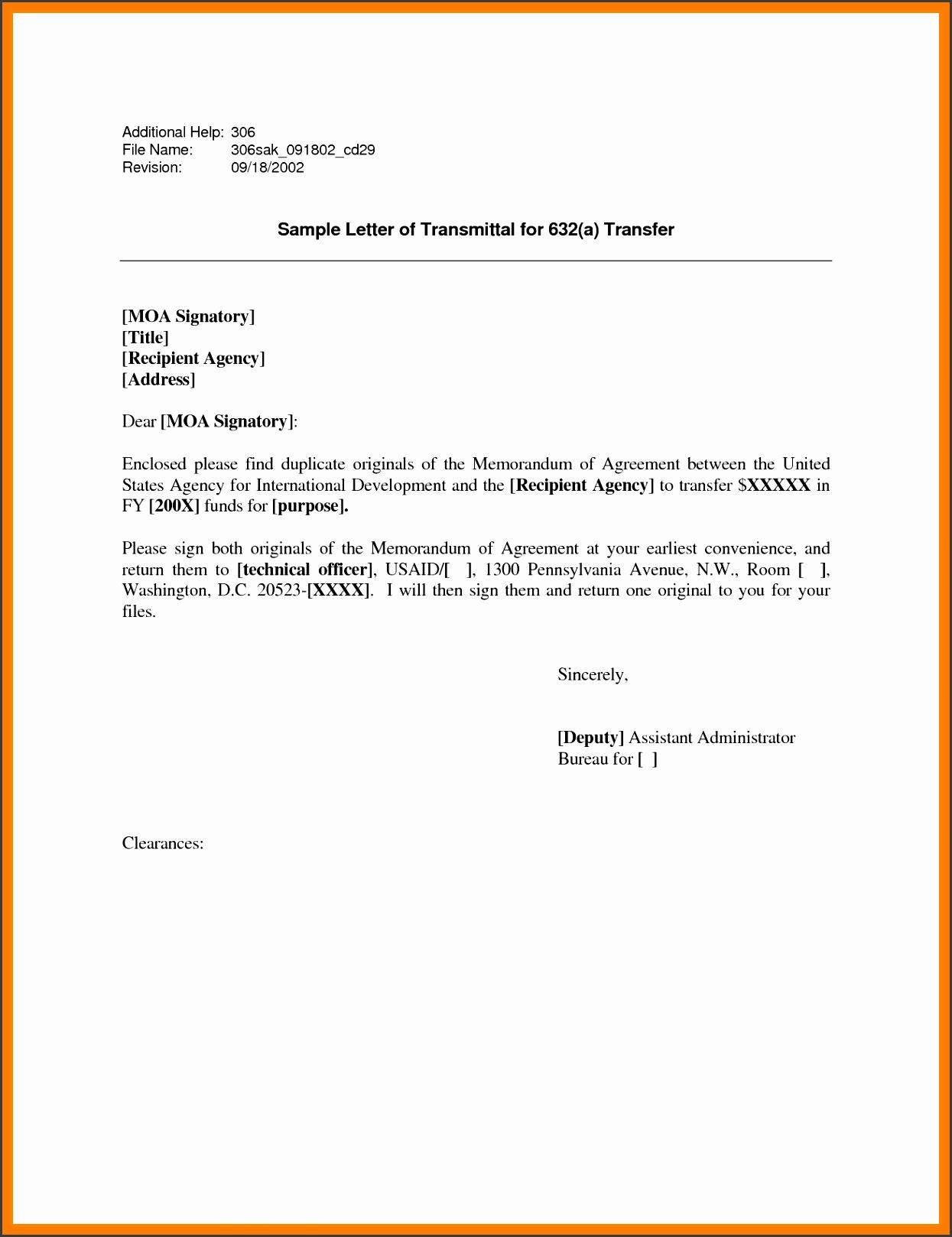 11 transmittal letter pdf