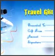 travel t certificate template
