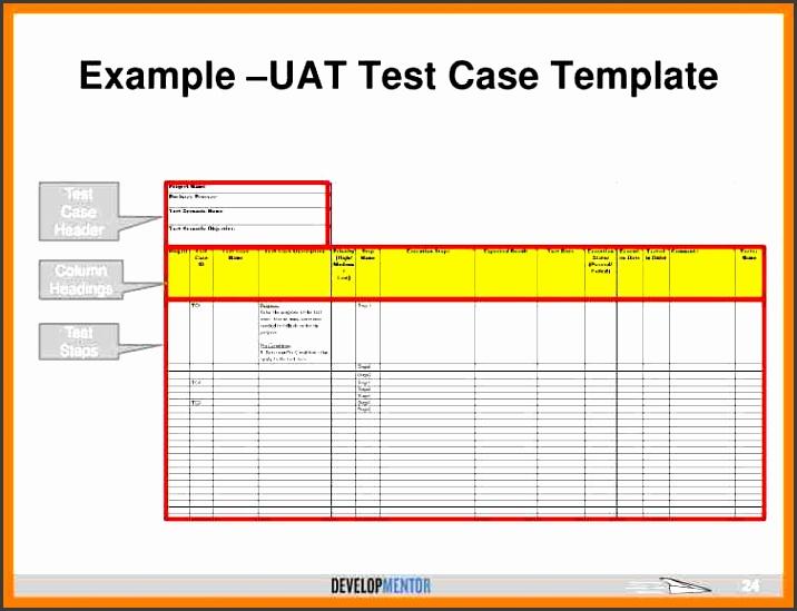 Uat Testing Template Excel Calendar Template Excel Uat Testing Template