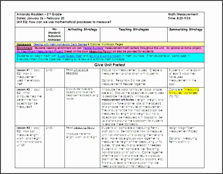 Lesson Plan Series Differentiating Unit Plans