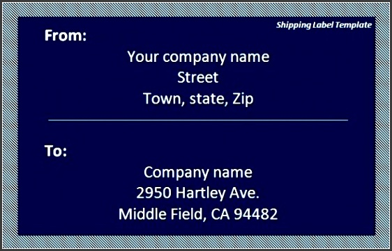 Usps Shipping Label Template Free Printables Download Sample Usps Shipping Label Template Word Luxury Pdf Word
