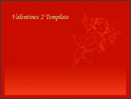 valentine 2 template powerpoint 1
