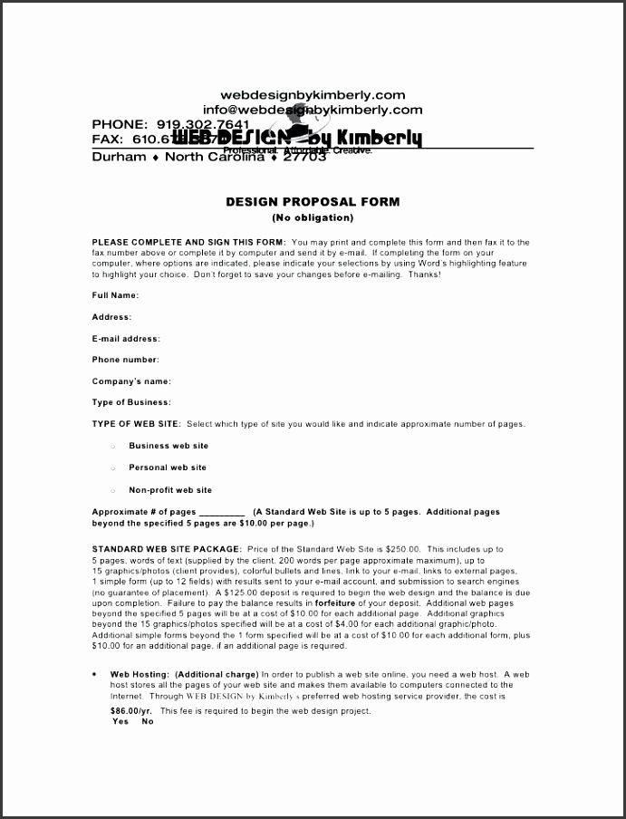 website design proposal template ppt sample it 6 free documents in word web business