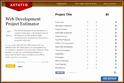 Web Design Proposal Template web Design Proposal 8