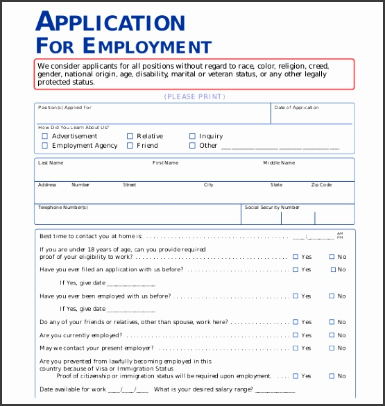 template application form application form templates 10 free word pdf documents template