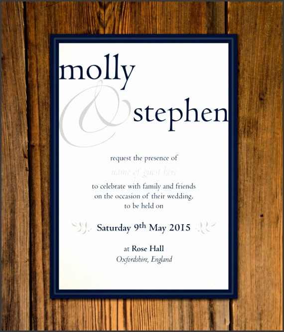 Create Beautiful Wedding Invitations Using Adobe InDesign and Typekit