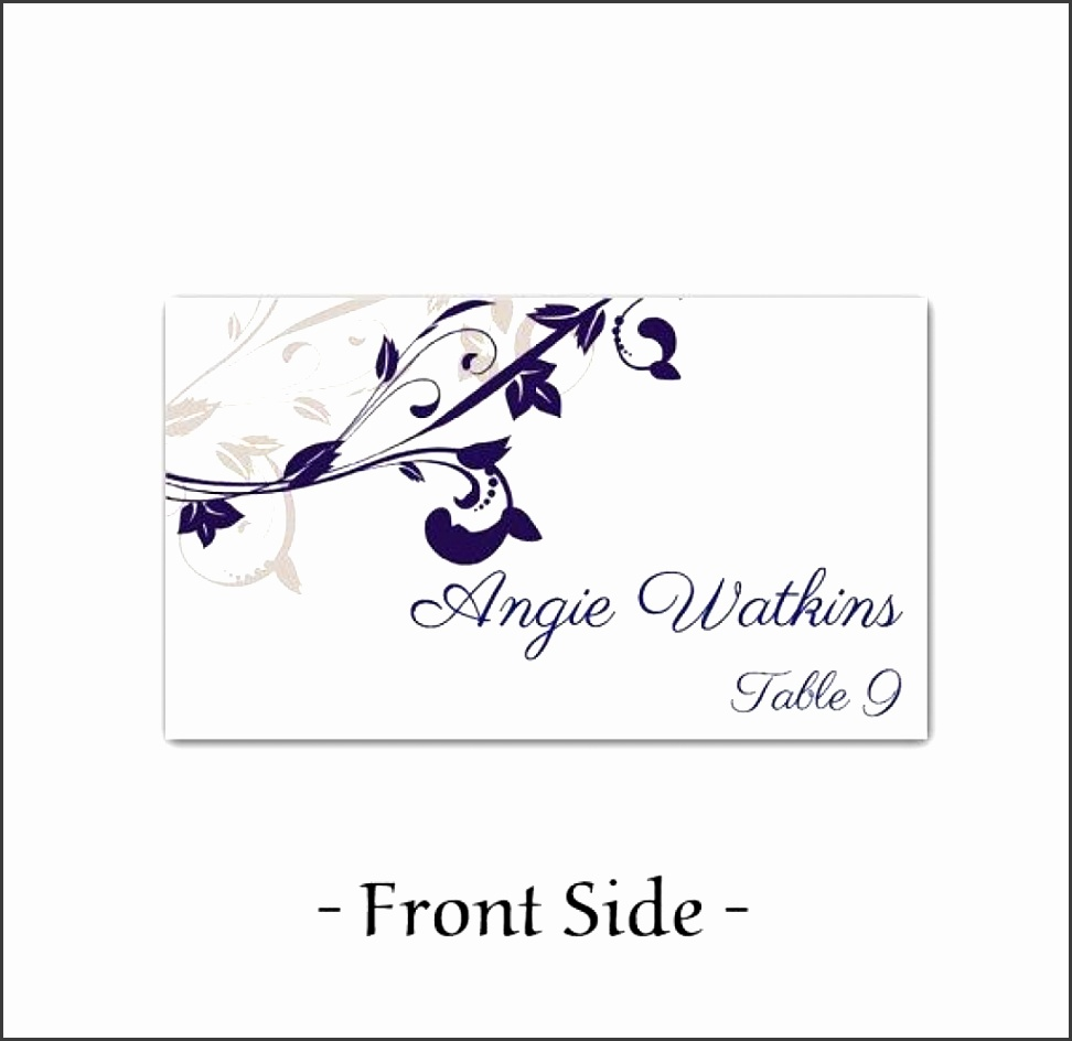 Wedding Card Design Classic Style Dazzling Design Wedding Place inside wedding place card template