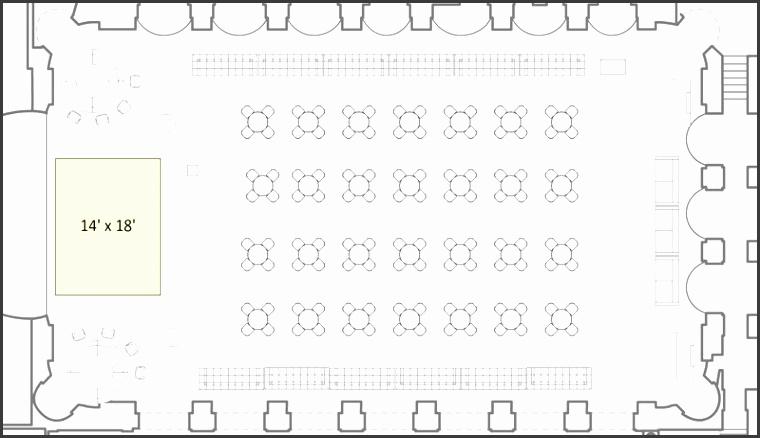 Wedding Seating Chart Template