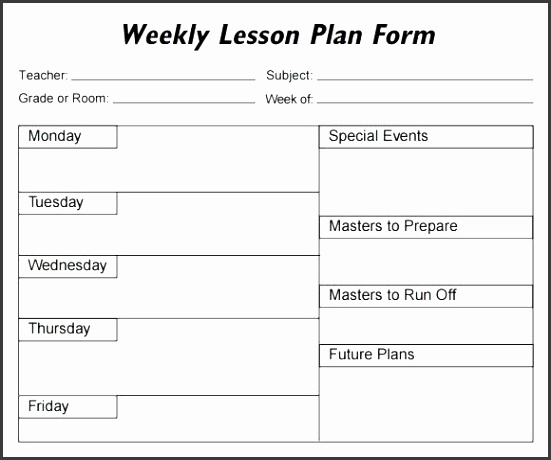 weekly plans template unit plan template this weekly preschool lesson plan begins with in weekly lesson