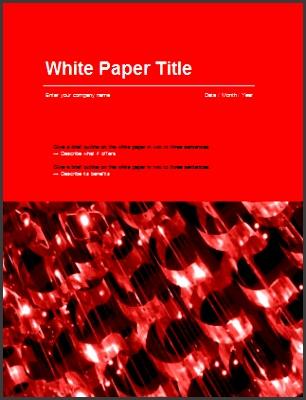 white paper template 2