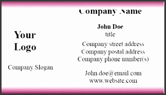 free business card template microsoft word business card template word