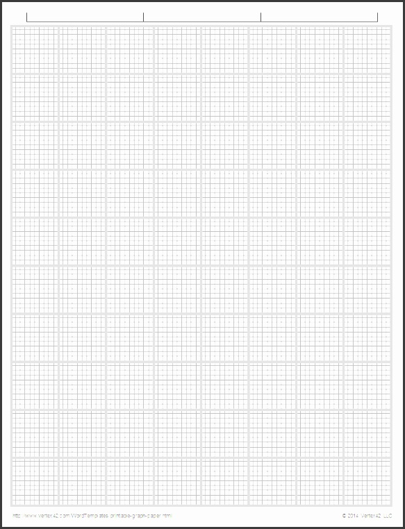 Graph Paper 1 10 Inch Grid Download for Word