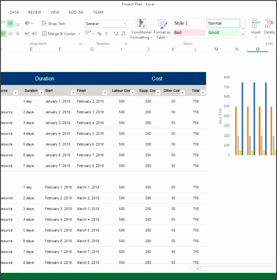 Project Plan Template – Download Ms Word & Excel Forms Spreadsheets in Project Planning Excel Template Free Download