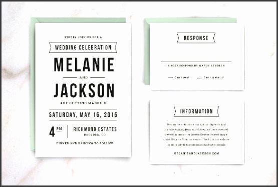 Wedding Invitation Template MS Word Format